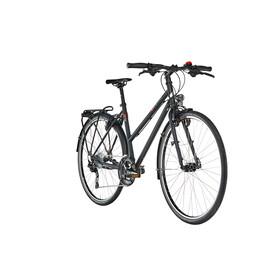 vsf fahrradmanufaktur T-700 Trekkingsykkel Trapes XT 30-trinns Svart